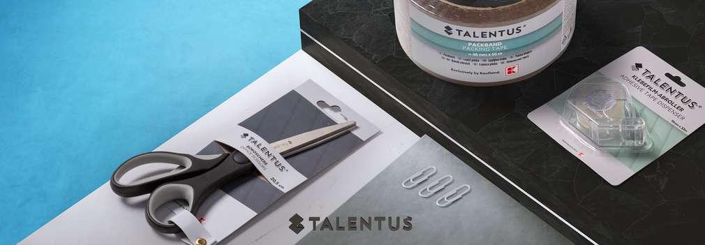 Talentus® - akcesoria biurowe w Kauflandzie