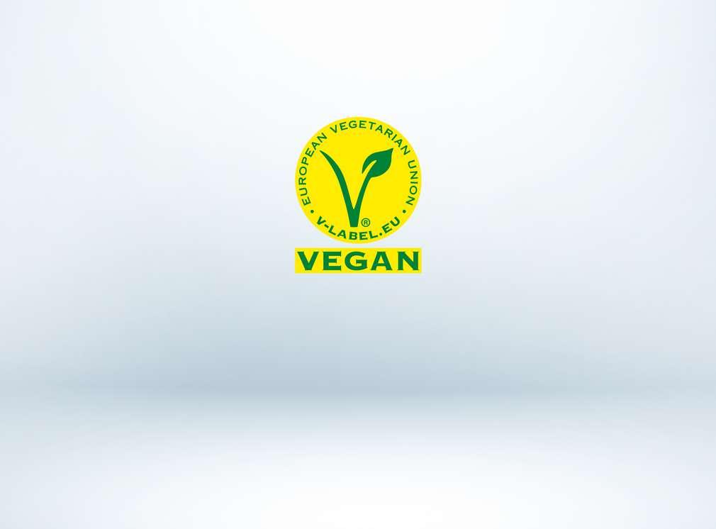 Eticheta V pentru produse vegane