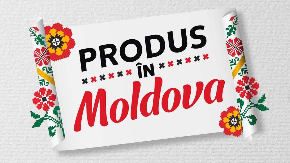 Produs in Moldova