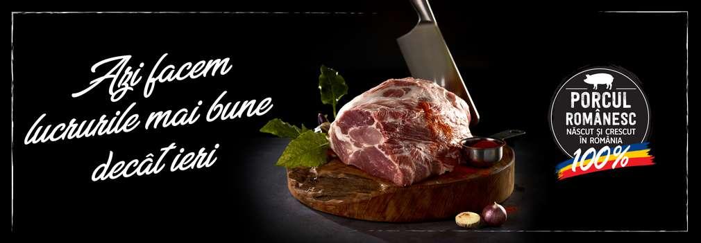 Carne de porc din România