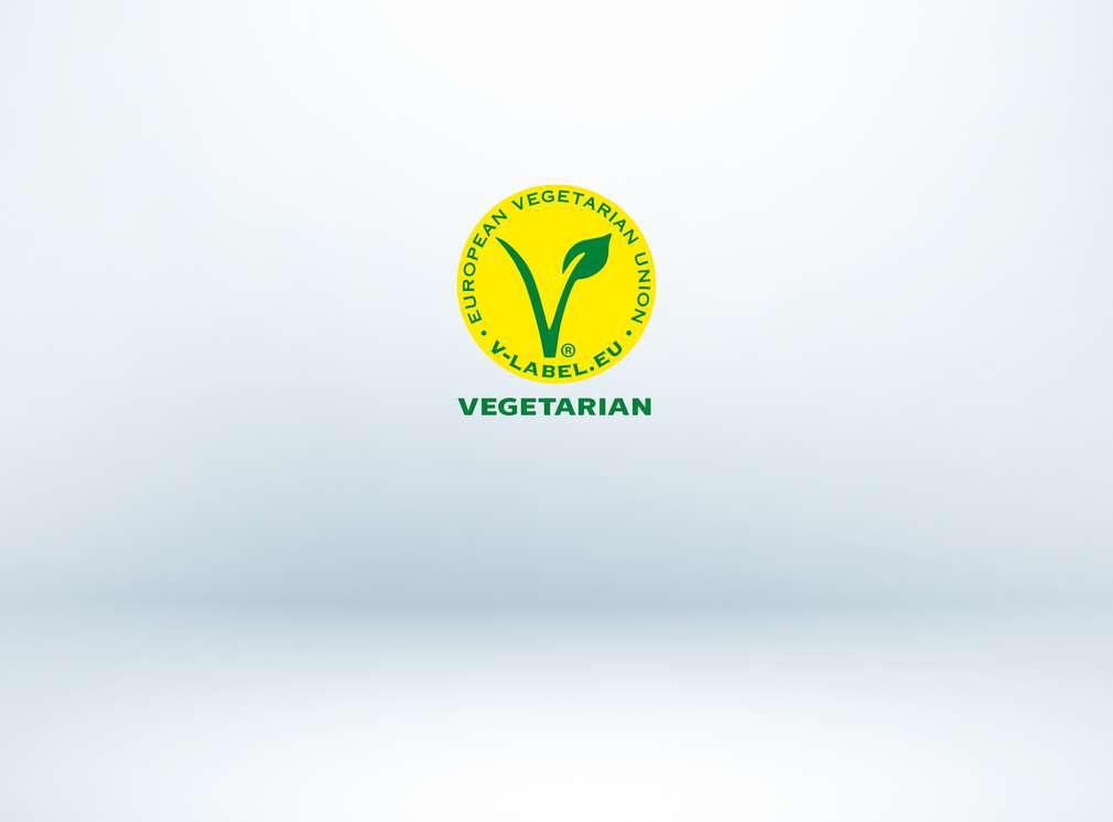 Eticheta V - Vegetarian