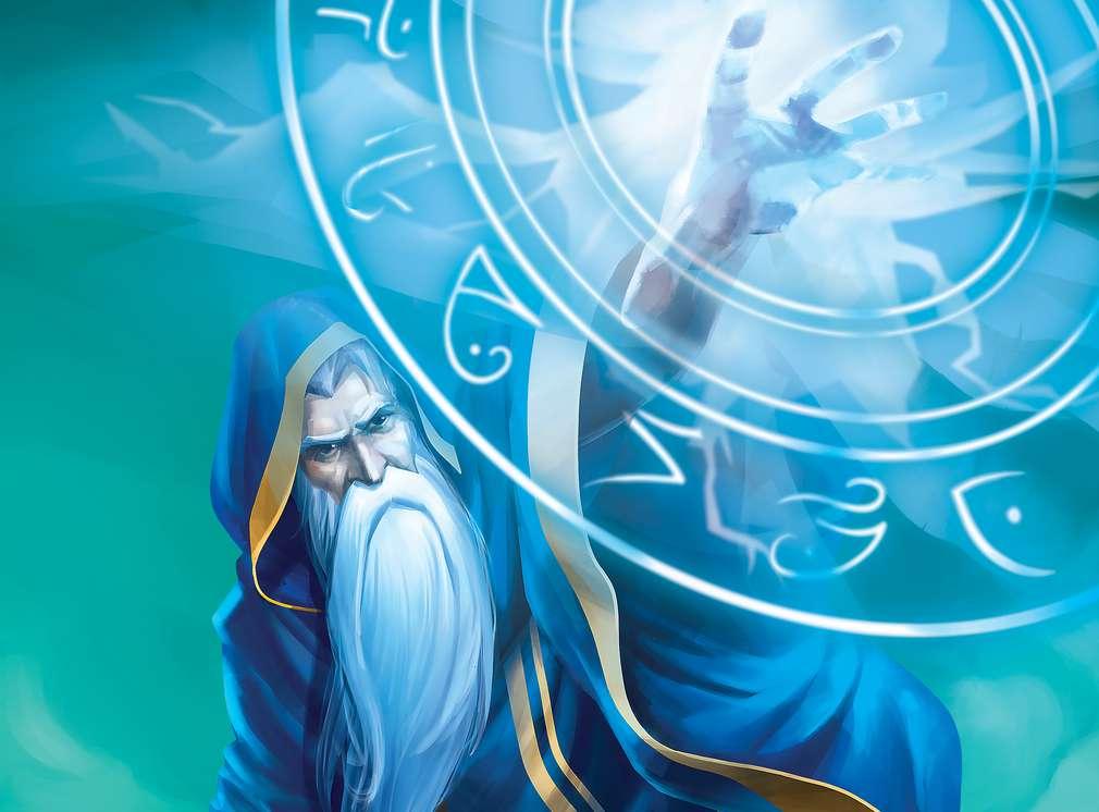 Cartonase Animaterra: Șarnabon Vrăjitorul