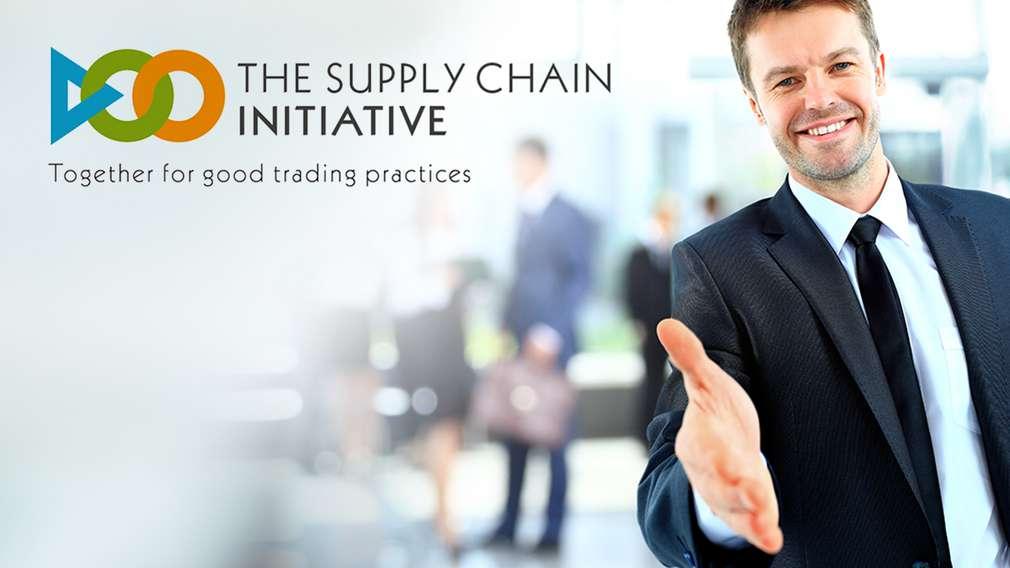 Am aderat la Supply Chain Initiative