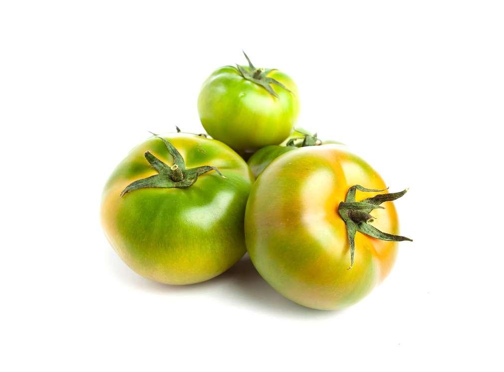 Roșii verzi