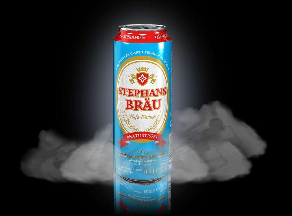 Stephansbräu Hefeweizen fără alcool