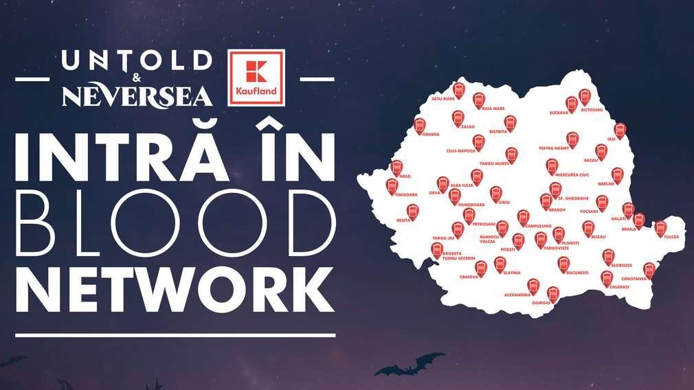 Blood Network - Untold