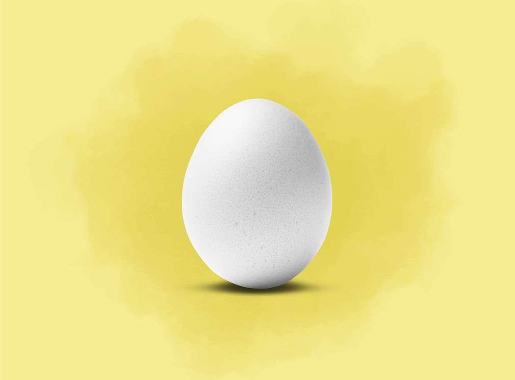 Ouăle golite