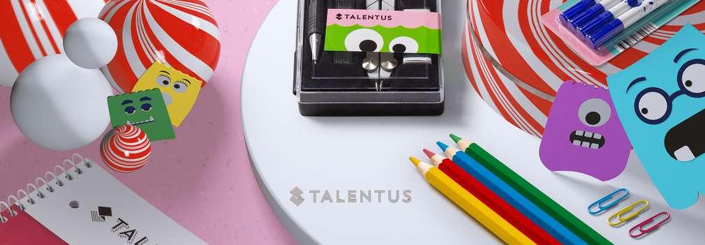 Talentus: rechizite, papetarie, accesorii de birou