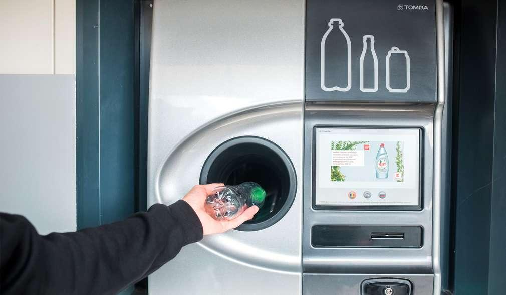 Automate de reciclat ambalaje