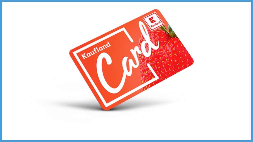 Kaufland Card fizic