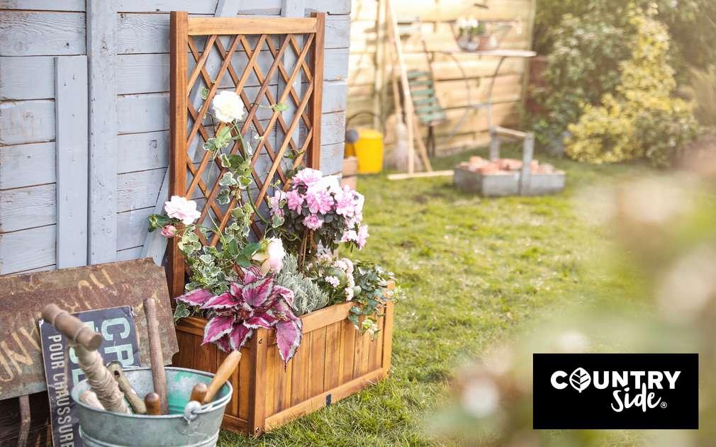 Countryside® - grădină, terasă
