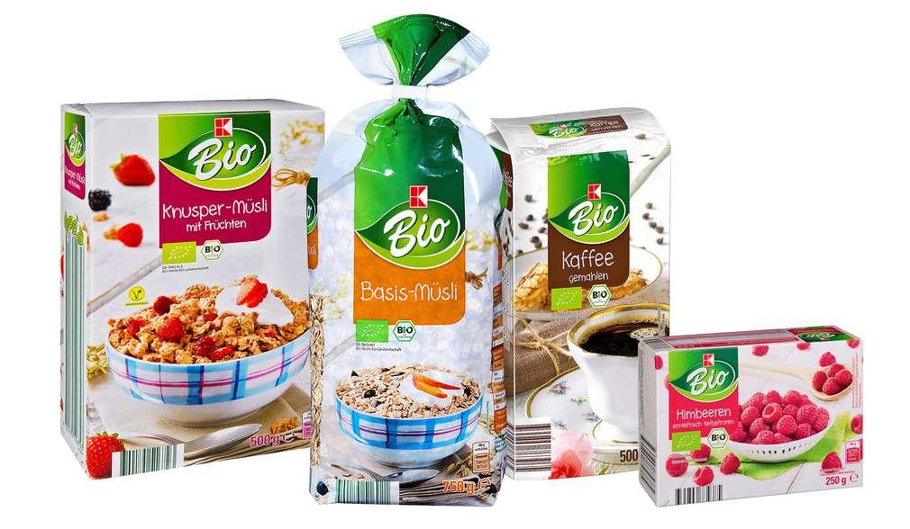 Produse K-Bio pentru mic dejun