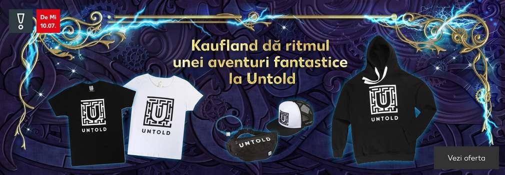 Accesorii pentru Untold