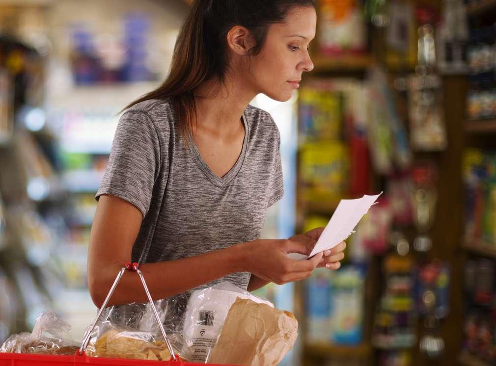 lista de cumparaturi, risipa alimentara