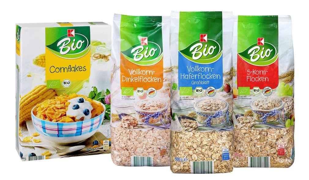 Fulgi de cereale K-Bio