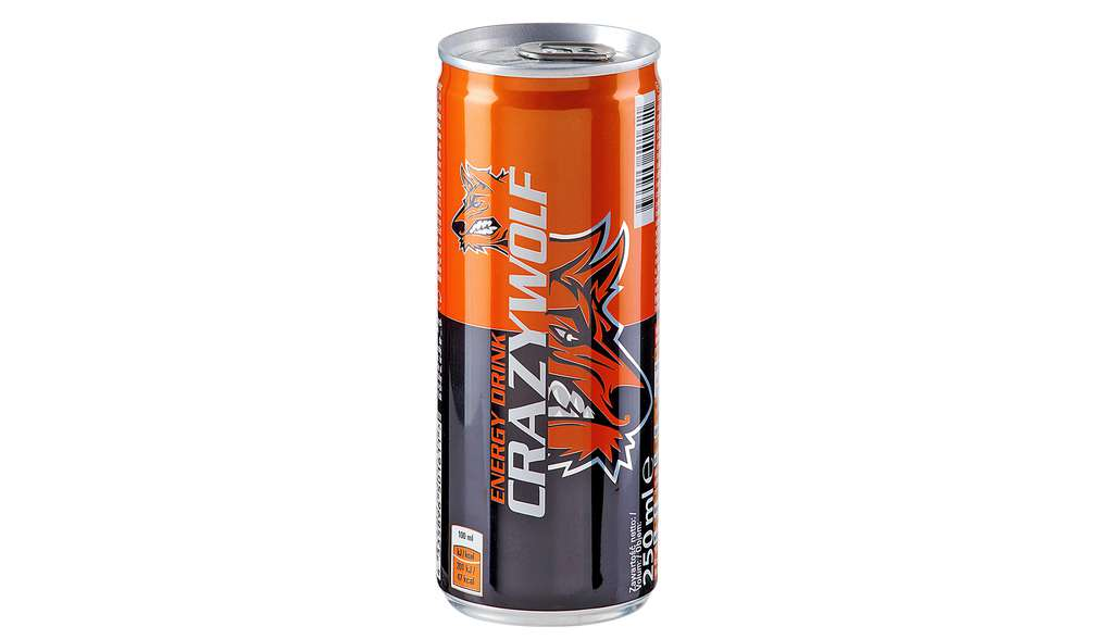 Crazy Wolf Energy Drink