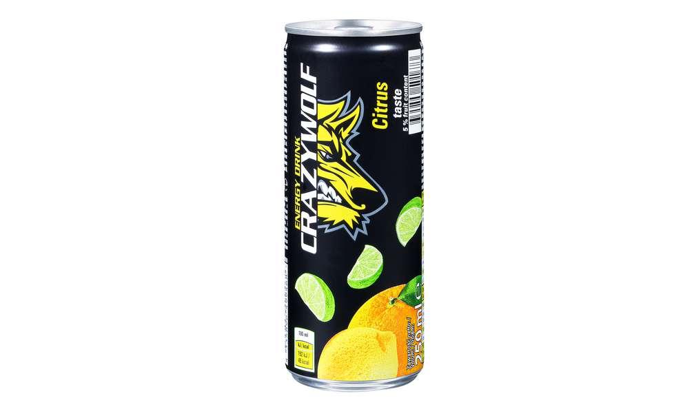 Crazy Wolf Lime/Citrus