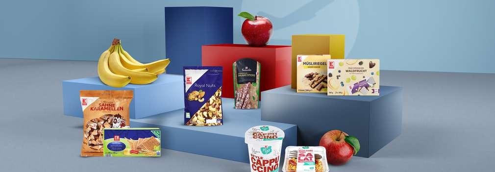 Reisesnacks bei Kaufland: Snacks, Bio-Snacks, To-go Snacks, Obst