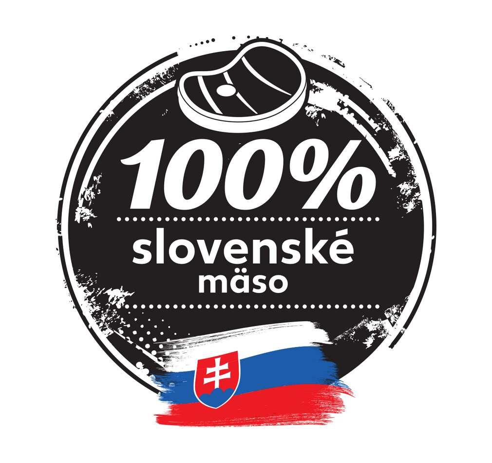 100% SK mäso
