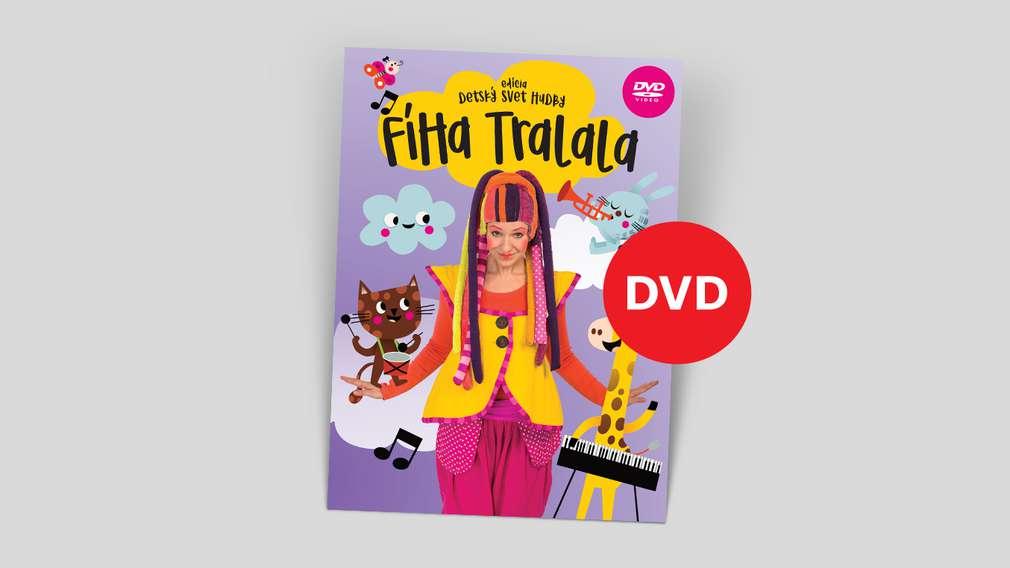 DVD Fíha tralala