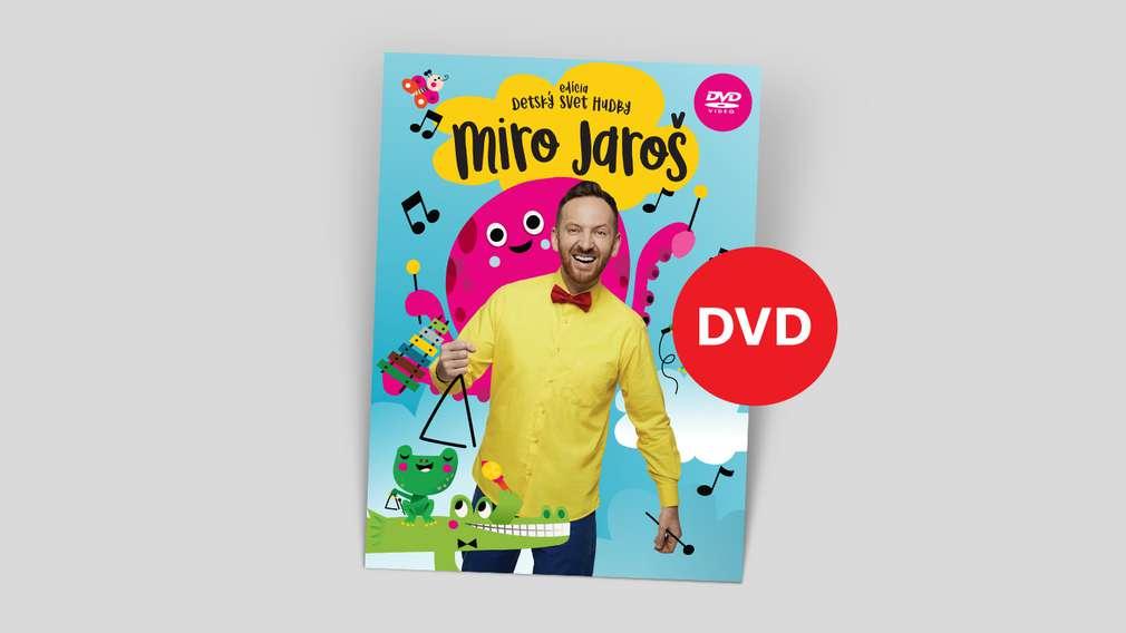 DVD Miro Jaroš