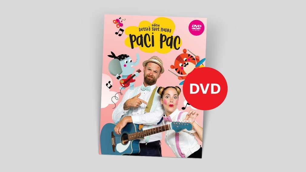 DVD Paci pac