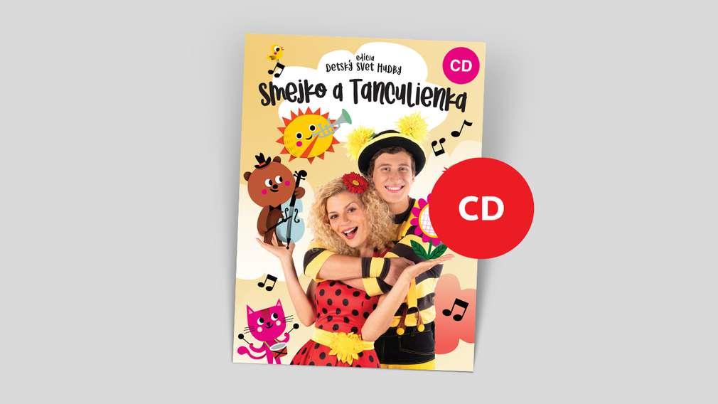 CD Smejko a Tanculienka