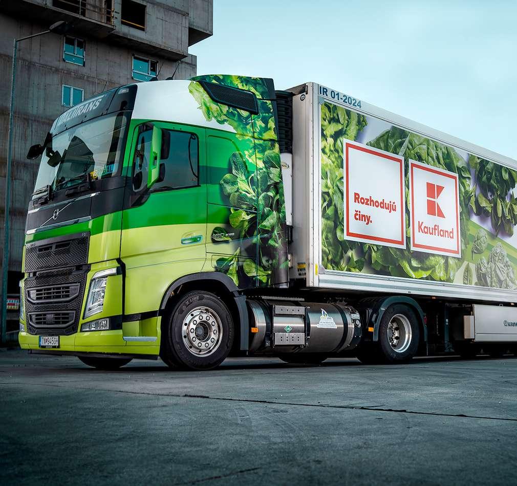 LNG kamión