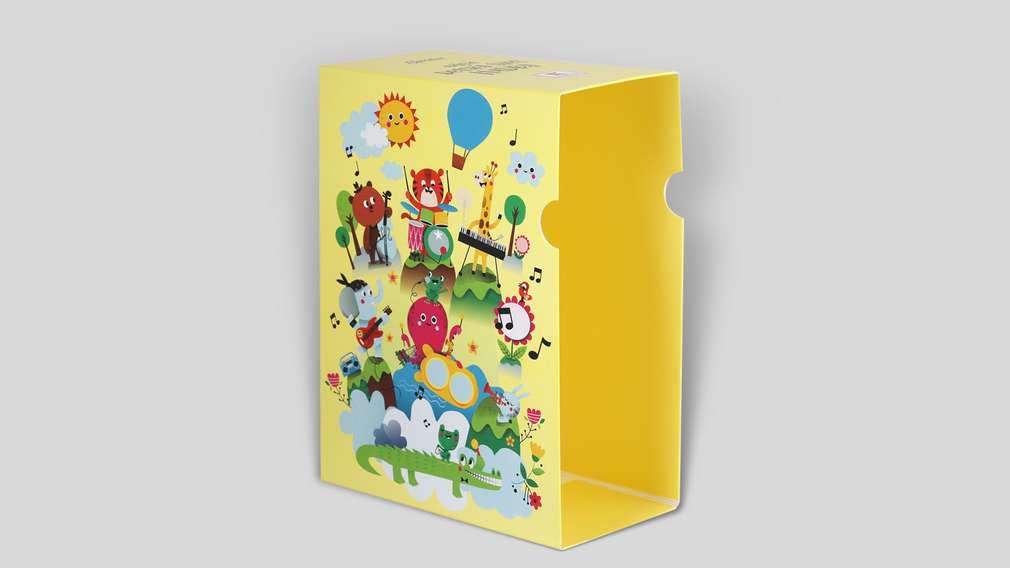 Box na CD alebo DVD