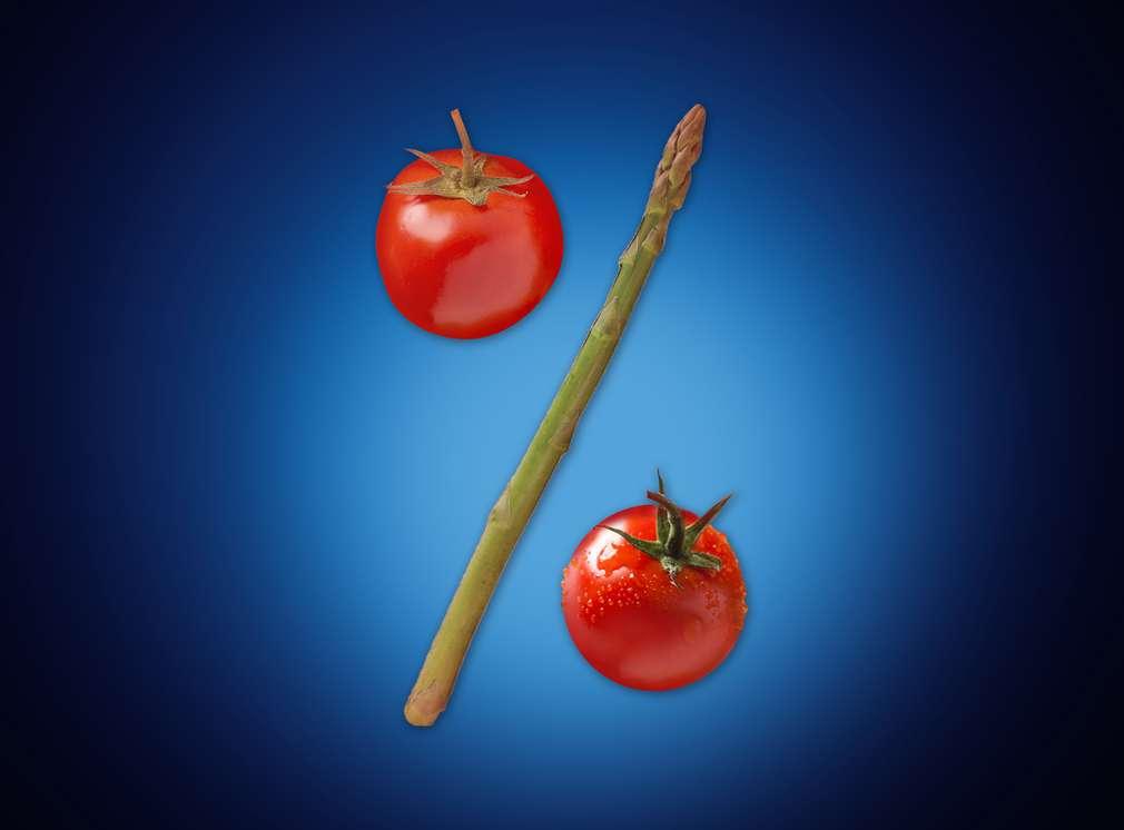 Dve paradajky