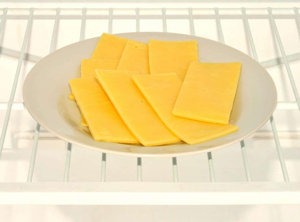 Skladovanie syrov v chladničke
