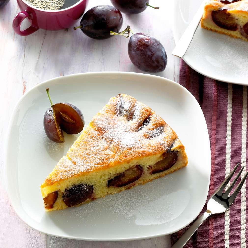 Rezept Fur Zwetschgen Eierlikor Kuchen Kaufland