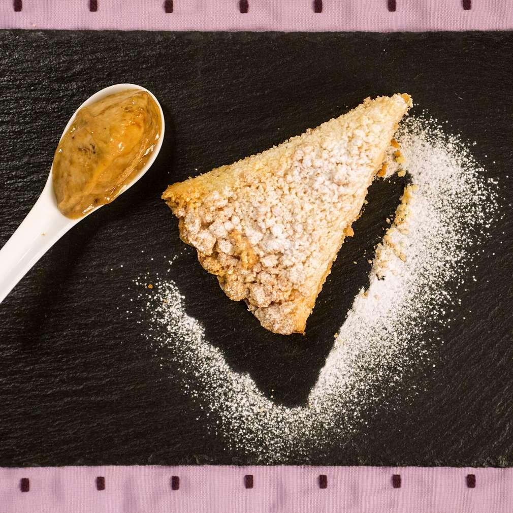 Изобразяване на рецептата Ябълков пай