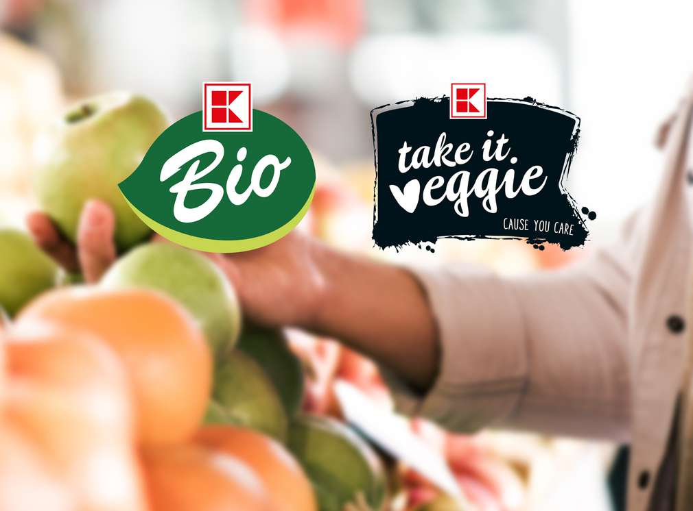 Logo K-Bio a K-take it Veggie