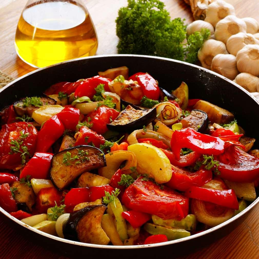 Imaginea rețetei Tocăniță de legume