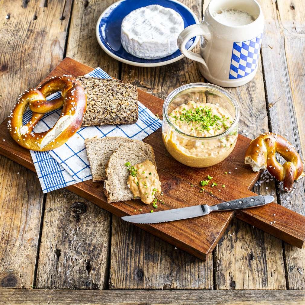 Zobrazenie receptu Obatzda – bavorská syrová nátierka