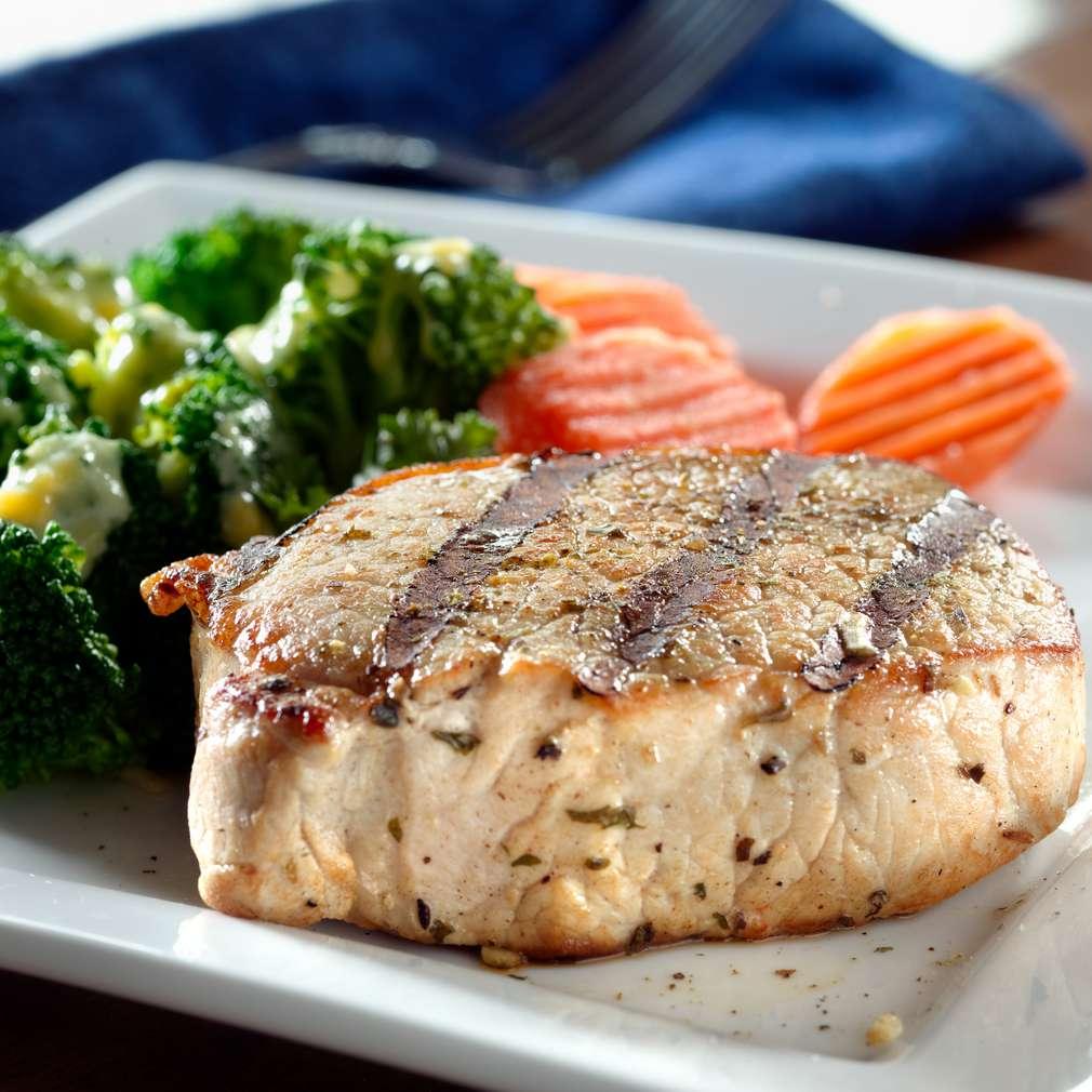 Imaginea rețetei File de porc cu broccoli