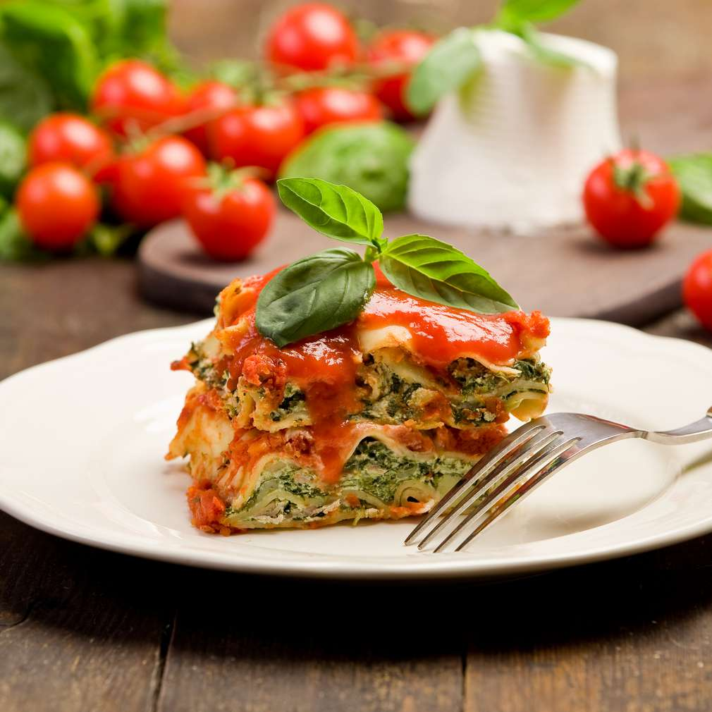 Imaginea rețetei Lasagna