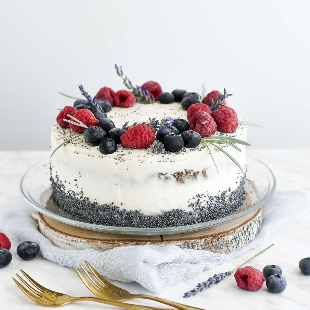Zobrazenie receptu Bezlepková maková torta