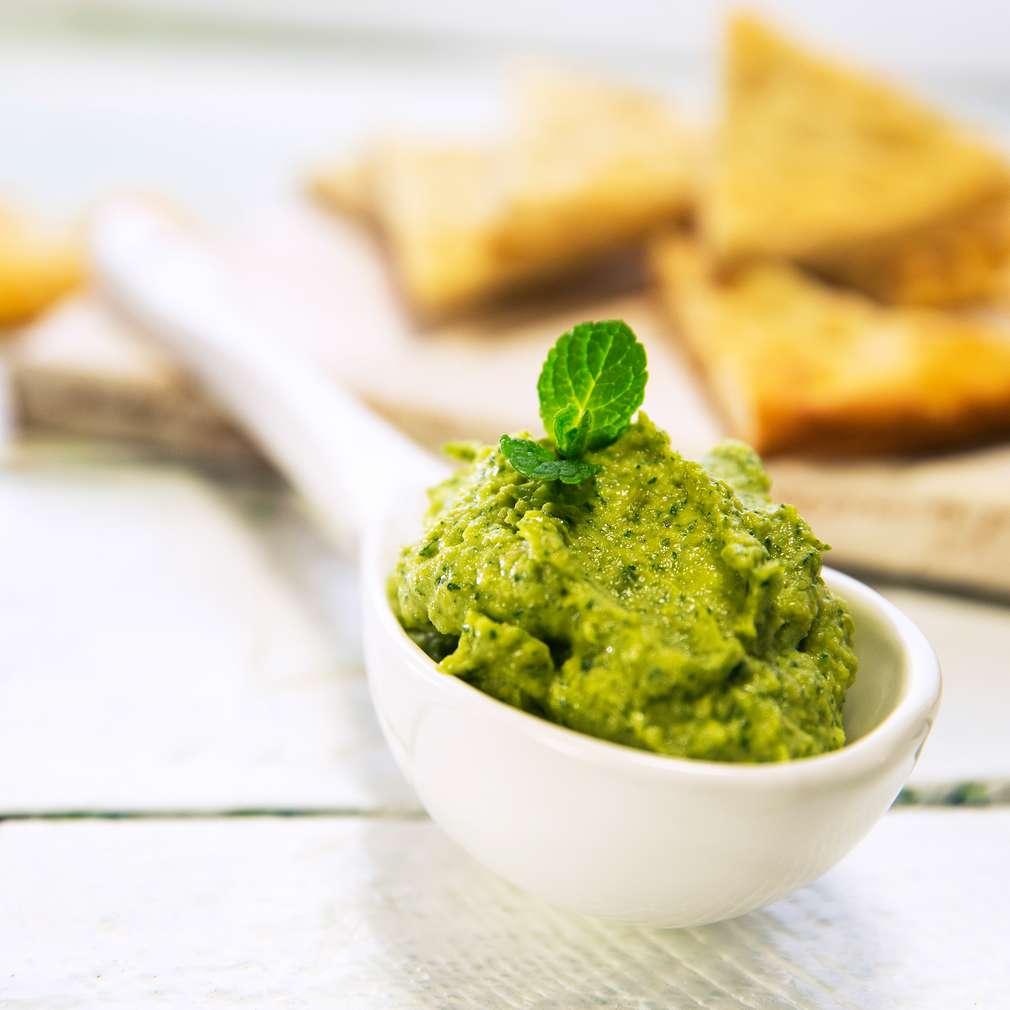 Изобразяване на рецептата Разядка от авокадо