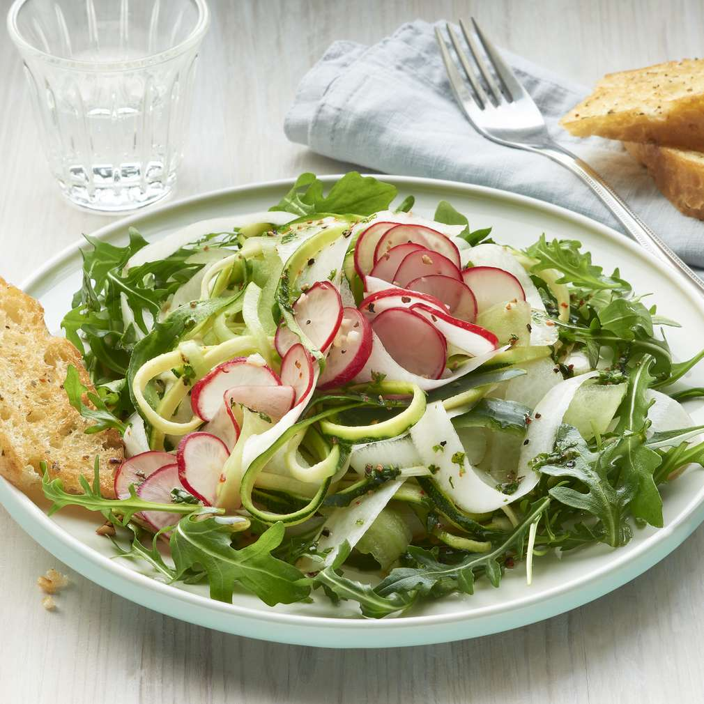 Abbildung des Rezepts Mixed Green Salad