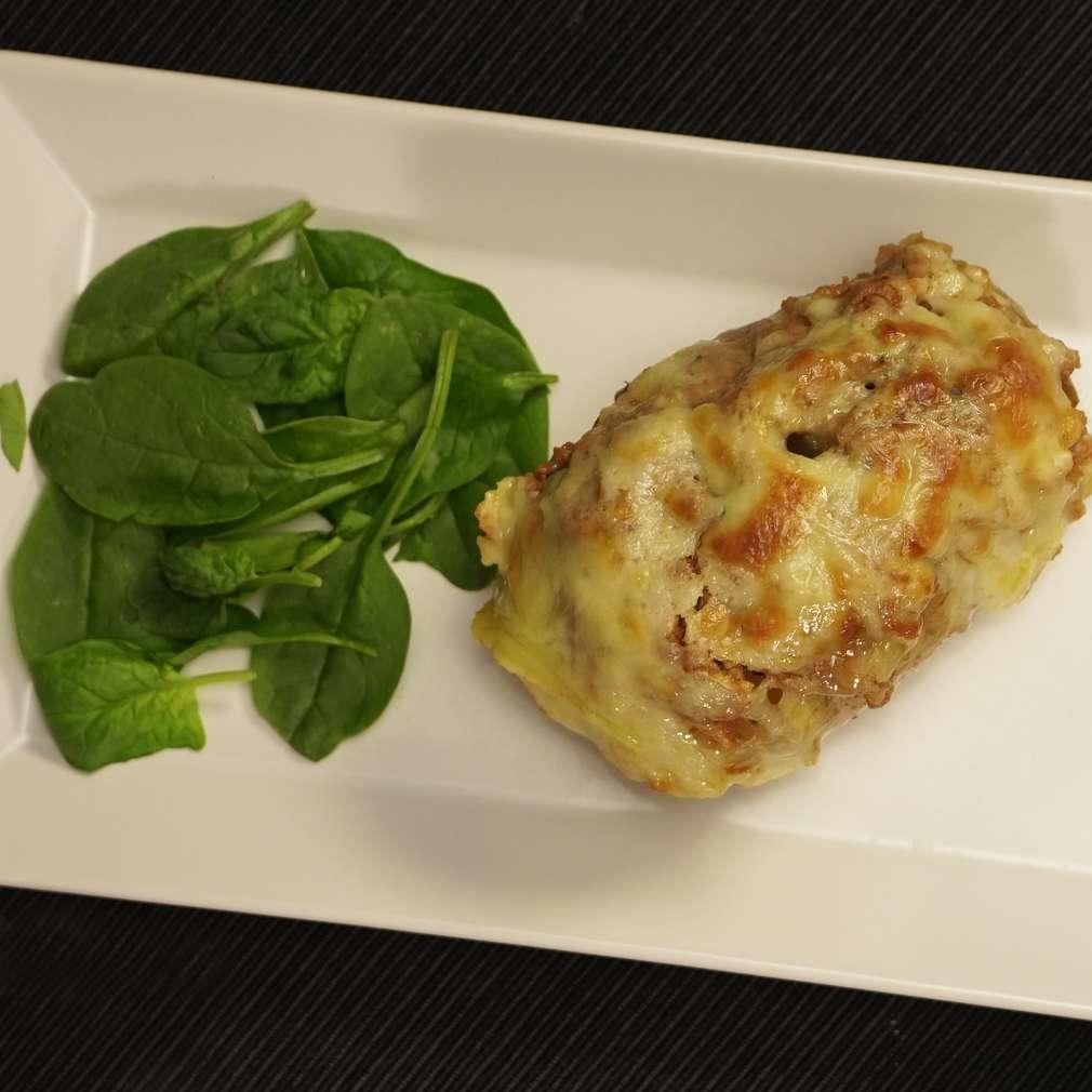 Изобразяване на рецептата Картофена лазаня