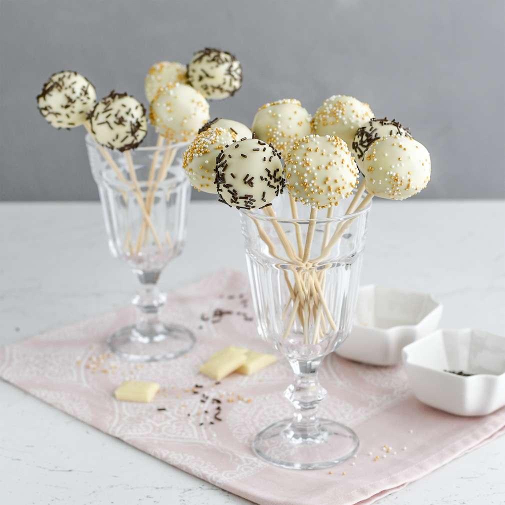 Zobrazenie receptu Mrkvové cake pops