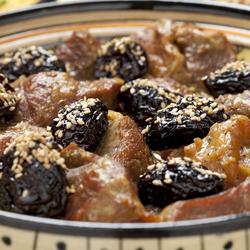 Imaginea rețetei Mâncare marocană cu prune
