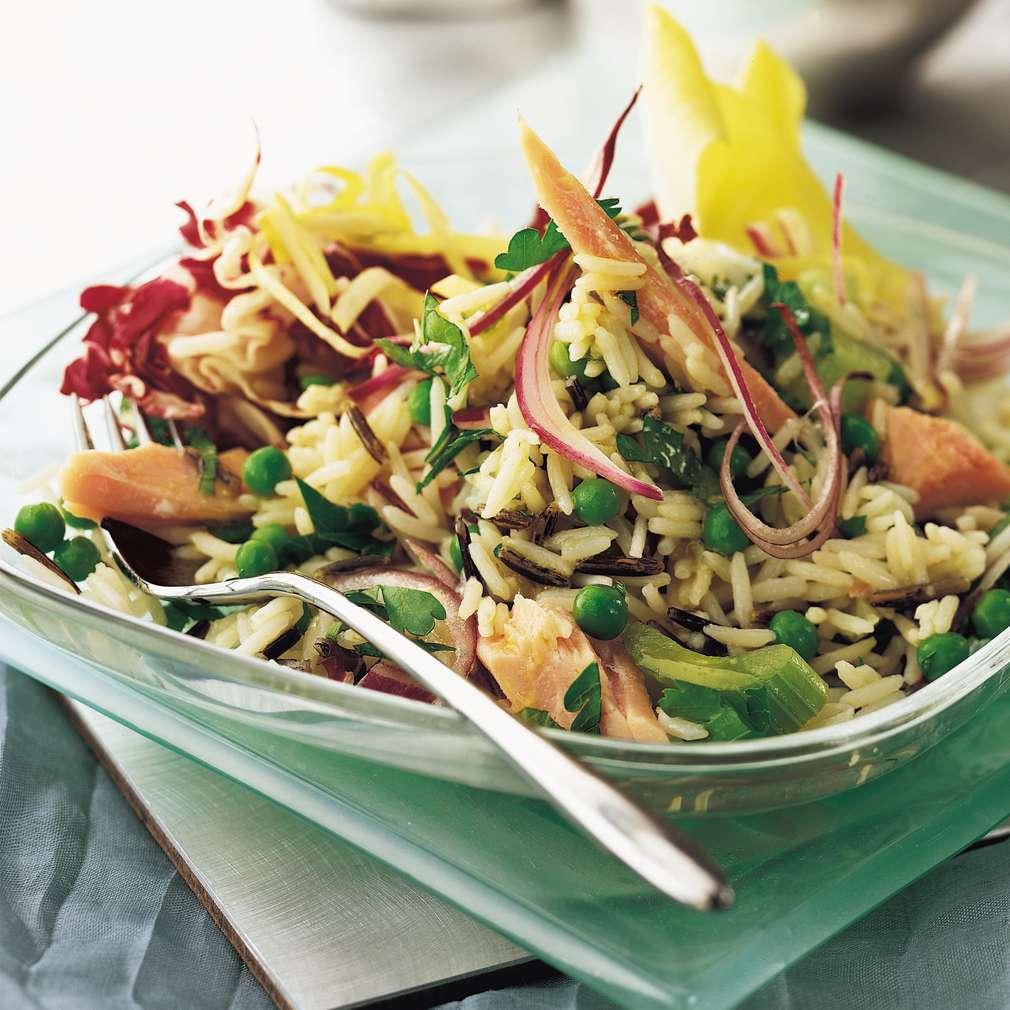 Imaginea rețetei Salată risi bisi cu mușchi țigănesc