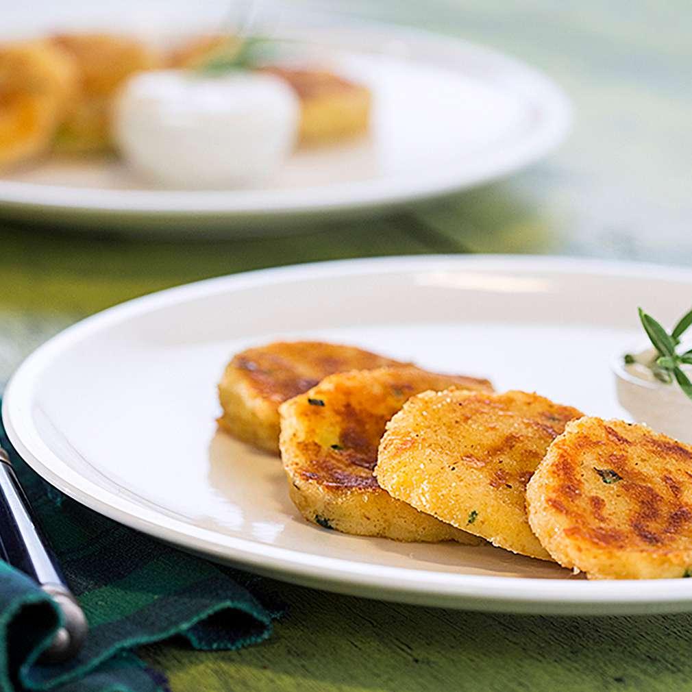 Изобразяване на рецептата Картофени кюфтета
