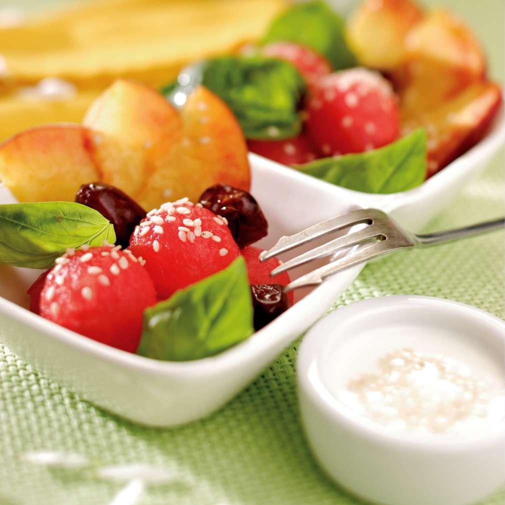 Изобразяване на рецептата Ориенталска плодова салата
