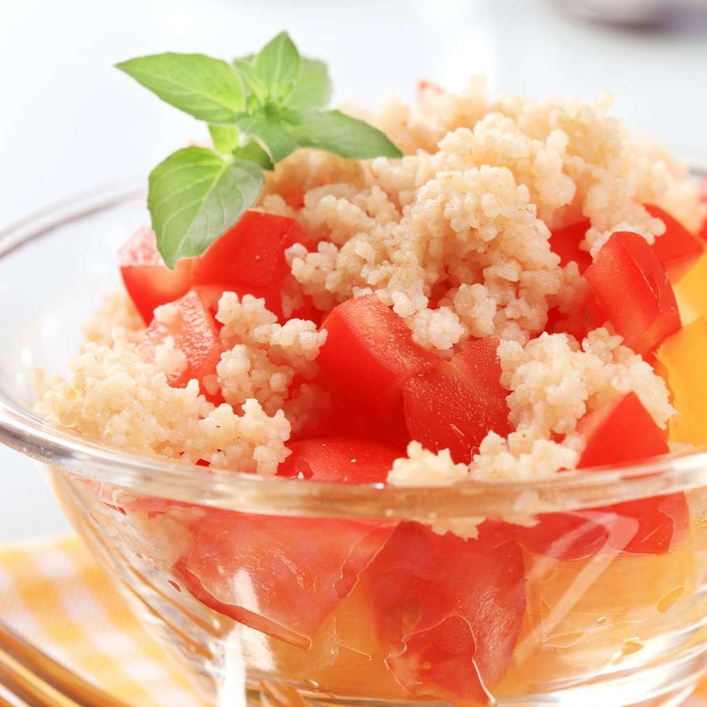 Imaginea rețetei Salată de cușcuș