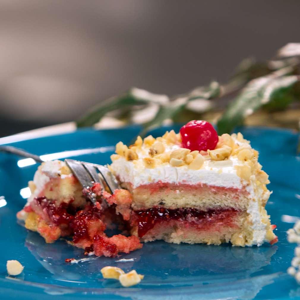 Изобразяване на рецептата Лешникова торта