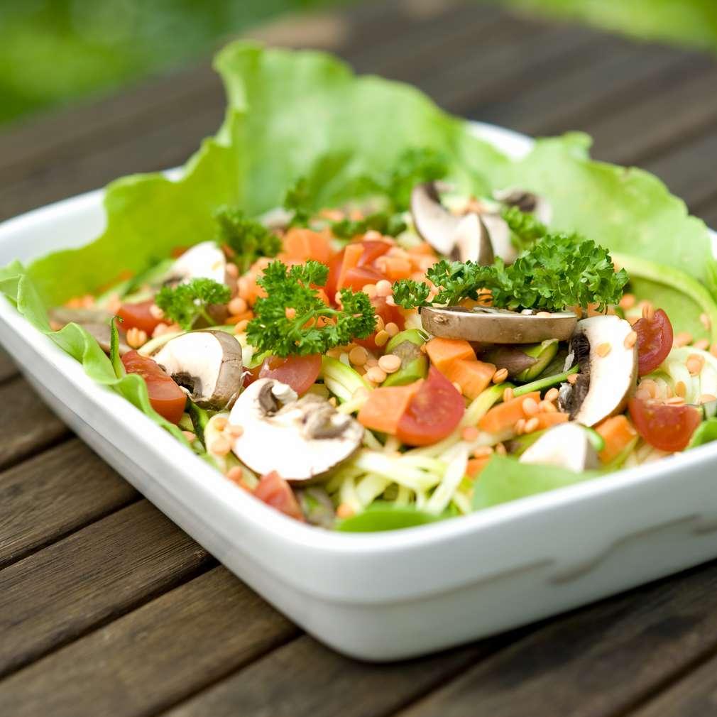 Imaginea rețetei Salată de ciuperci